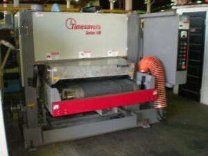 Timesaver Multi direct Abras Disc Machine Year 2000 22119