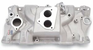 Edelbrock 3704 Performer Intake Manifold 1987 95 Chevy 305 350 W Factor