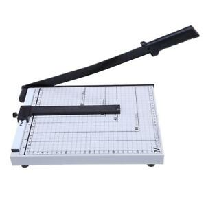 Professional Manual A4 Paper Cutter Trimmer Machine Heavy Duty Commercial Home