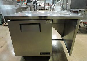 True Tssu 27 8 Custom Commercial Refrigerated Sandwich Salad Prep Table