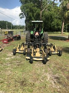Land Pride Finish Flex Mower