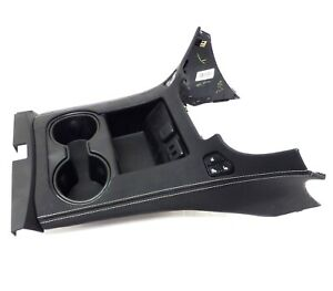 Front Center Console Cup Holder W Seat Cool Opt 2016 18 Chevrolet Suburban Tahoe