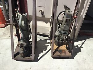 Rockwell Model 77750 Extra Heavy Duty Bux Magnetic Drill Press