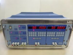 Multi amp Epoch 10 Protective Relay Test Set