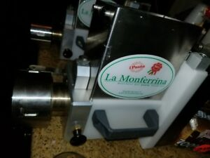 La Monferrina Alfa Pext 12 Pasta Extruder Attachment For 12 Hubs