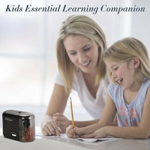 Art Pencil Sharpener A Electronic Best Electric Heavy Duty Battery Operated Kids
