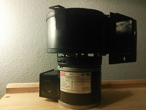 Dayton Mg0822008171011 Blower Motor 1 100hp 115v 0 32 0 3a 50 60hz