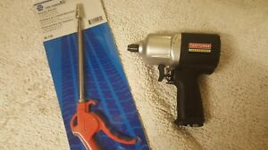 New Craftsman 1 2 Composite Impact And Napa Tele Blow Gun