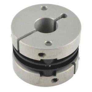 Ifm Die Cast Zinc Disc Coupling for Encoder 22 0mm L E60118