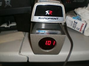 Rapid Print Arl e Time And Date Stamp
