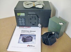 Research International Raptor 4 channel Automatic Fluorometer System