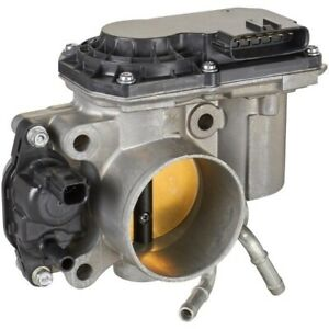 Complete Throttle Body Assembly For 2006 2011 Honda Civic 1 8l 16400 Rna A01
