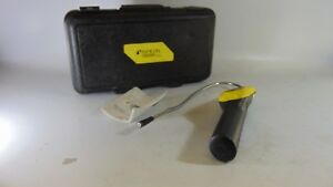 Inficon Gas Mate Combustible Gas Leak Detector In Case
