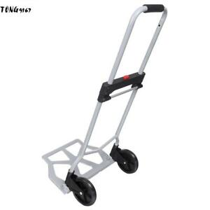 220lb Stair Climbing Climber Moving Dolly Hand Truck Warehouse Appliance Cart