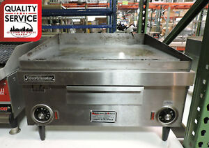 Toastmaster 7224 Commercial Free standing Counter Top Griddle