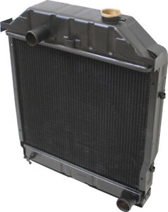 E9nn8005ab15m Radiator For Ford New Holland 3230 3430 3930 4130 4630 Tractors