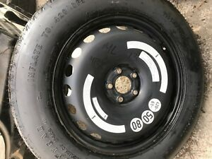 2013 Mercedes Benz Ml Goodyear 19 Spare Tire Donut Wheel Oem