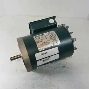 Reliance P56h1440h 1 5hp 3 Phase Electric Motor