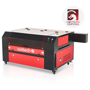 50w Co2 Usb Laser Engraving Cutting Machine Engraver Cutter 300 X 500mm
