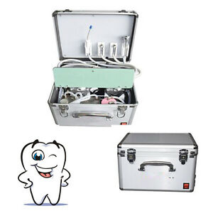 Dental Mini Portable Delivery Unit Syringe Suction System Medical Equipment