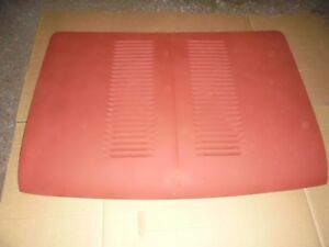 1962 62 1963 63 1964 64 Chevy Corvair Deck Lid Engine Cover