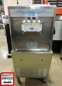 Taylor 754 33 Commercial Soft Serve Ice Cream Machine