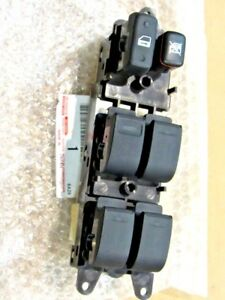 Genuine New Lexus Lx470 Master Window Switch Left Front Door 1998 1999 2000 01 2