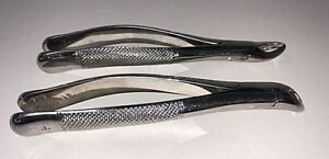Hu Friedy Dental Forceps 151 150 set