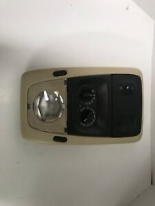 06 10 Mercury Mountaineer Overhead Console With Sun Roof Controls