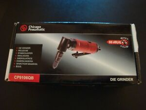 factory Sealed Chicago Pneumatic Right Angle Die Grinder