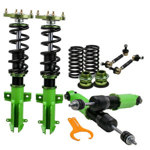 Coilovers Suspension Kits For Ford Mustang 2005 14 Adj Height Shock Absorbers