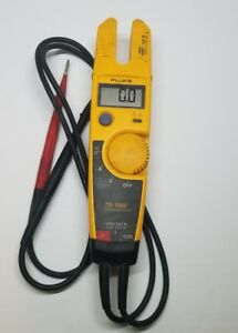 Fluke T5 1000 Voltage Continuity And Current Tester Meter