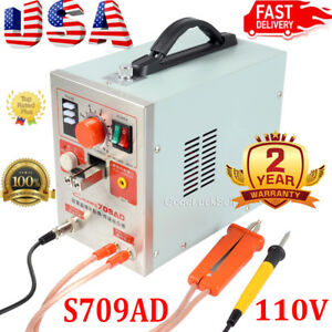 Sunkko 709ad Battery Pulse Spot Welder For 18650 Soldering And Welding Machines
