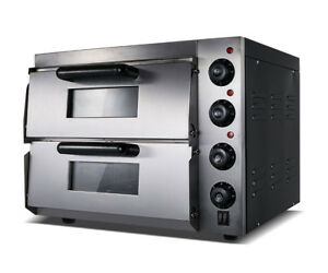 110v 220v 3kw Commercial Electric Baking Oven Pizza Cake Bread Roasted Oven New