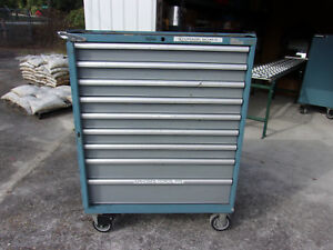 Lista Tool Cabinet Chest 9 Drawer