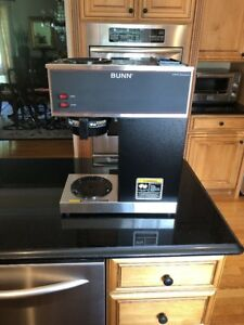 Bunn Commercial Coffee Maker Vpr Series Stainless Steel 33200 0000 Made Usa