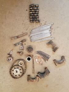 65 Ford Galaxie 1965 Engine Parts 352 Fe
