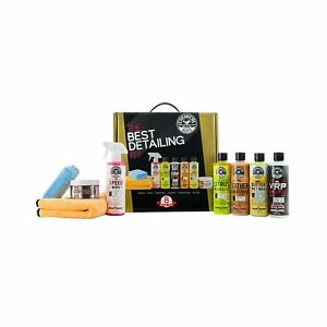 Chemical Guys Hol800 The Best Detailing Kit 16 Fl Oz 8 Pack