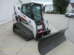 Bobcat 84 Power Angle Snow Blade For Skid Steer Loaders Unused Quick Attach