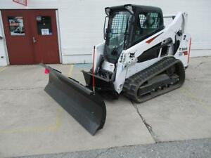 Bobcat 96 Power Angle Snow Blade For Skid Steer Loaders Unused Quick Attach