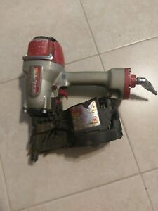 Max Cn890ii 2 inch To 3 1 2 inch Coil Framing Nailer
