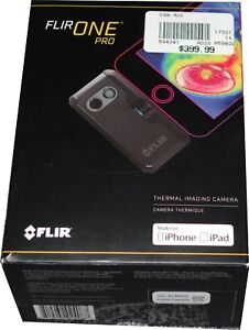 Flir One Pro Thermal Imaging Camera Attachment For Ios Devices 435 0006 02