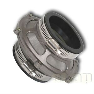 New Universal 3 Inch 76mm Jdm Turbo Cold Air Intake Bypass Valve Filter Gunmetal