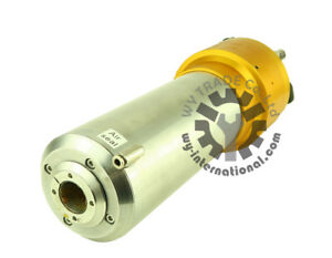 Cnc Atc Water cooled Automatic Tool Change Spindle Motor Iso20 220v 24000rpm