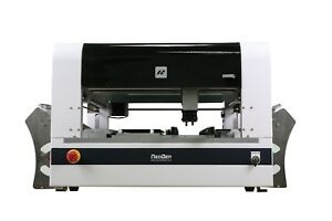 High Precision Pick And Place Machine Neoden4 With 30 Feeders reflow Oven