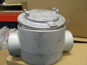 Crouse Hinds Guac69 Explosion Proof Junction Box C Style 2