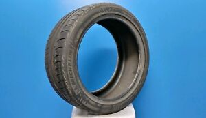 One 1 Michelin Pilot Sport Tire 255 40zr18 Dot 4304 99y 10 32nds