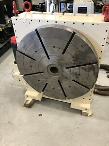 40 1 Meter Rotary Table With Fanuc Cnc Control Indexer