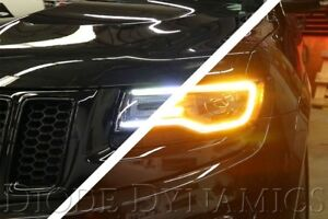 2014 2018 Jeep Grand Cherokee Switchback Led Halos