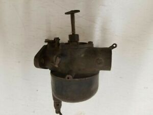 Ford Model T Brass Holley Carburetor Older Version Pat Pending